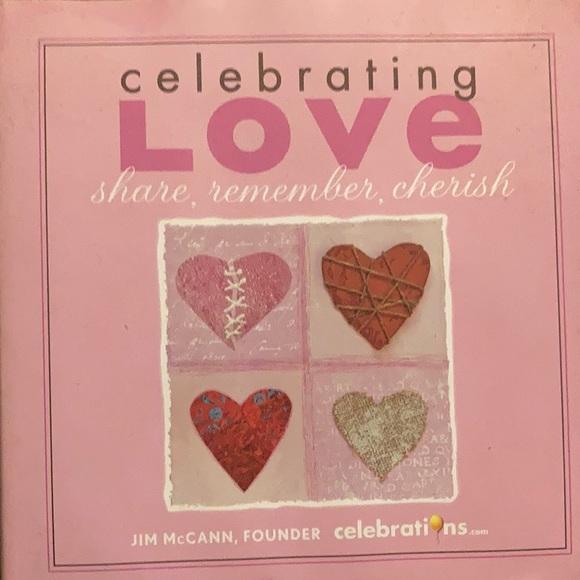 Celebrating Love Mini Book